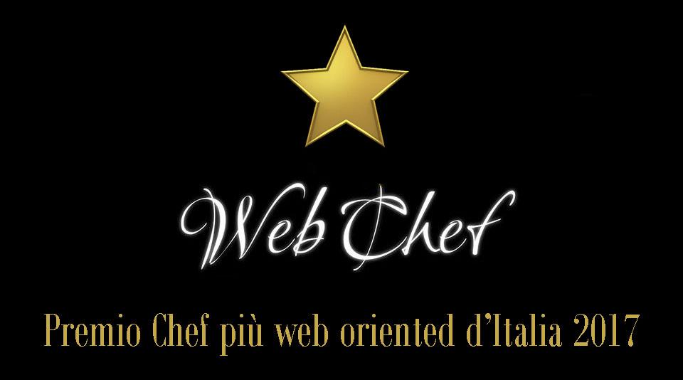 Premio Web Chef 2017