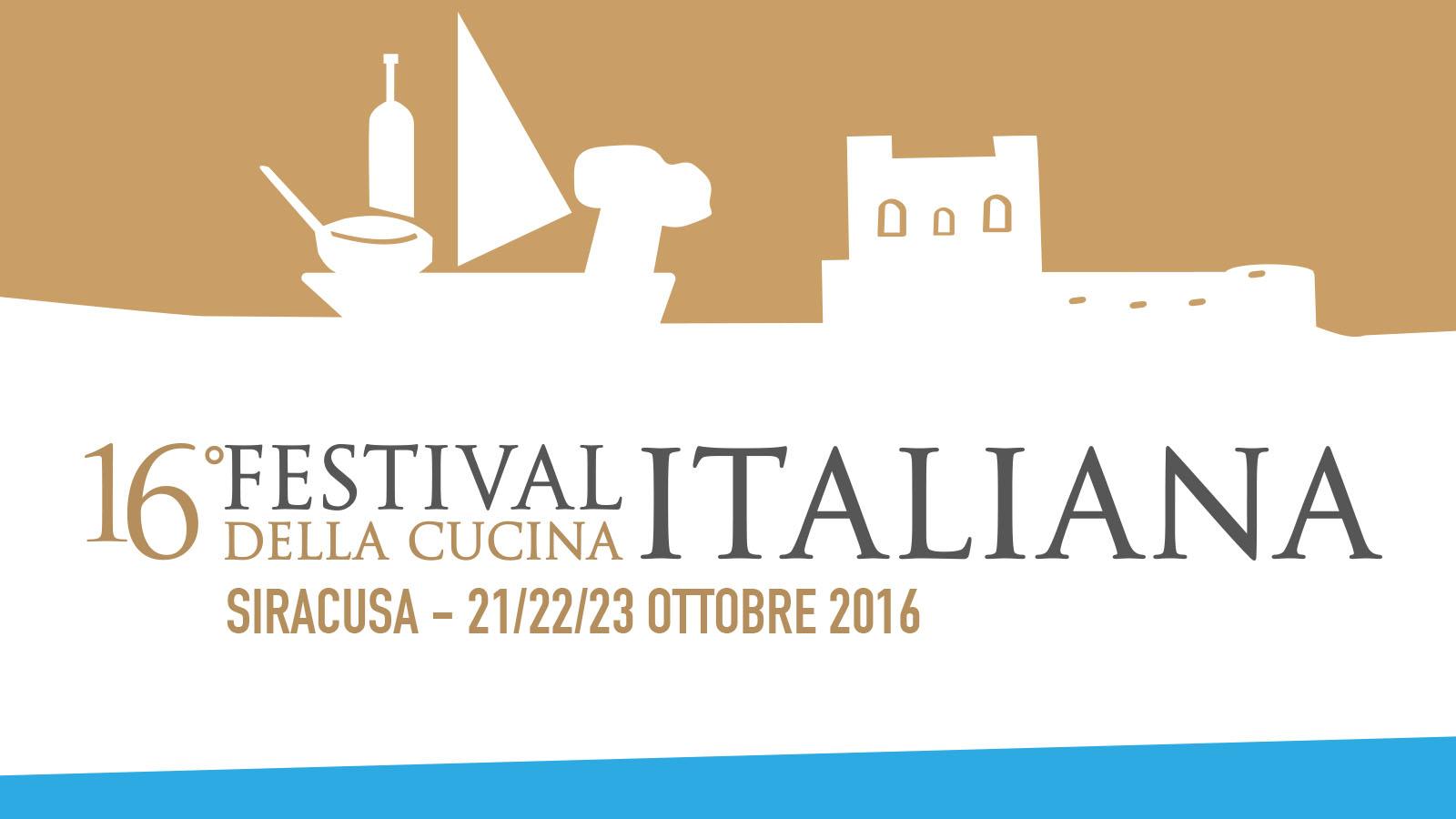 Il Programma del Festival - 16° Festival della Cucina Italiana a Siracusa